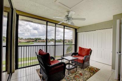 Boca Raton Condo For Sale: 8565 Boca Glades Boulevard W #H