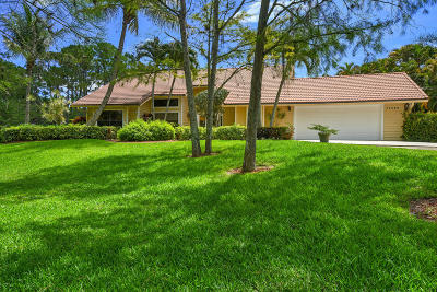 Palm Beach Gardens Single Family Home For Sale: 15680 85th Avenue