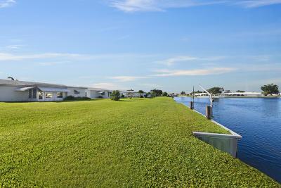 Boynton Beach Single Family Home For Sale: 131 NW 14th Street