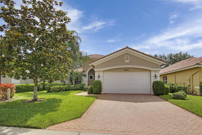Port Saint Lucie Single Family Home For Sale: 9024 Short Chip Circle