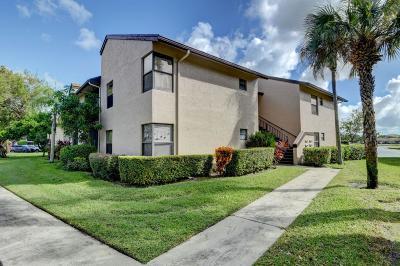 Boca Raton Condo For Sale: 8665 Boca Glades Boulevard W #F