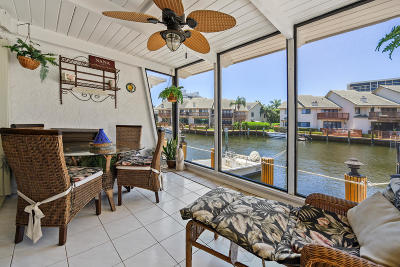 Highland Beach Single Family Home For Sale