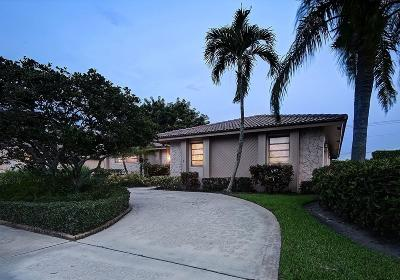 Boca Raton Single Family Home For Sale: 1398 SW 15th Street