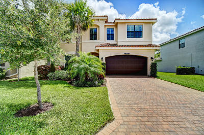 Delray Beach Single Family Home For Sale: 13820 Imperial Topaz Trail