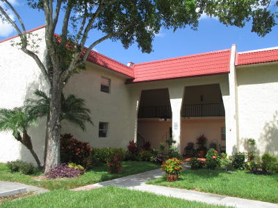 West Palm Beach FL Condo For Sale: $55,000
