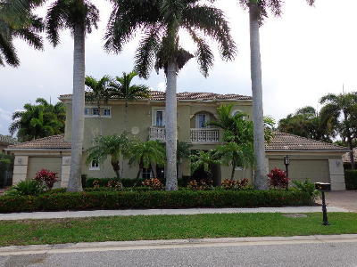 Boca Raton Single Family Home For Sale: 7748 NW Mandarin Drive