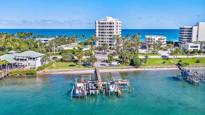 Jupiter Condo For Sale: 19950 Beach Road #9n