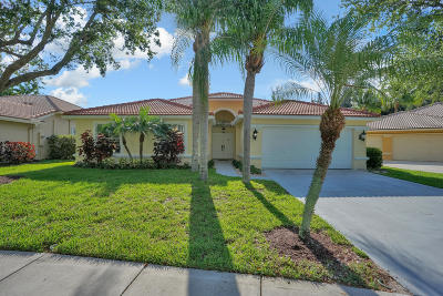 Lake Worth FL Single Family Home For Sale: $495,000