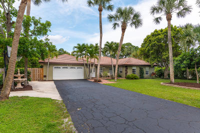 Boca Raton Single Family Home For Sale: 670 NW 9th Court