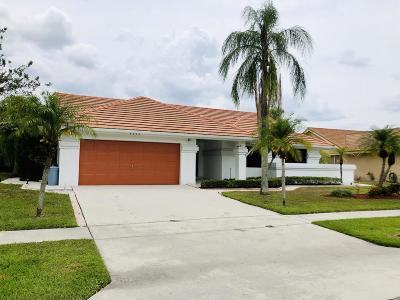 Boynton Beach Rental For Rent: 9565 El Clair Ranch Road