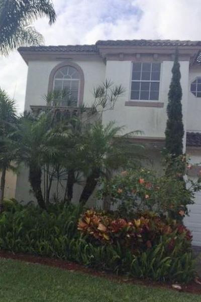 Boca Raton Rental For Rent: 8498 Via D Oro