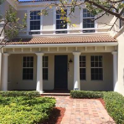 Boca Raton Rental For Rent: 8340 NW 9th Avenue