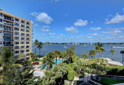 West Palm Beach Condo For Sale: 2600 Flagler Drive #503