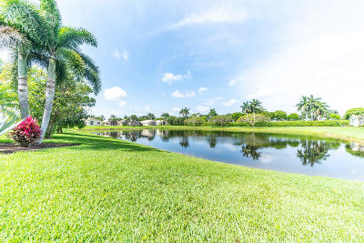 Boynton Beach Single Family Home For Sale: 10729 Grande Palladium Way