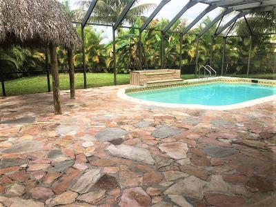 Boca Raton Single Family Home For Sale: 9714 Colorado Court