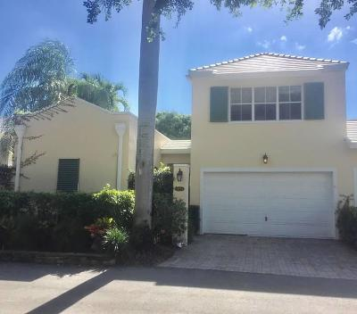 Boca Raton Townhouse For Sale: 17294 Bermuda Village Drive