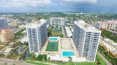 Pompano Beach Rental For Rent: 525 Ocean Boulevard #714