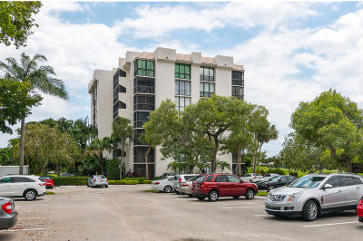 Boca Raton Condo For Sale: 1974 Bridgewood Drive #1974