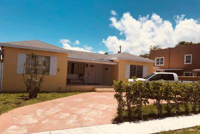 West Palm Beach Single Family Home For Sale: 810 Valley Forge Road