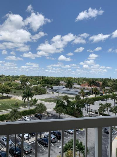 West Palm Beach Condo For Sale: 2600 Flagler Drive #712