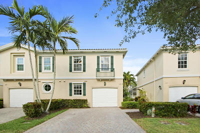 Palm Beach Gardens Rental For Rent: 349 Salinas Drive