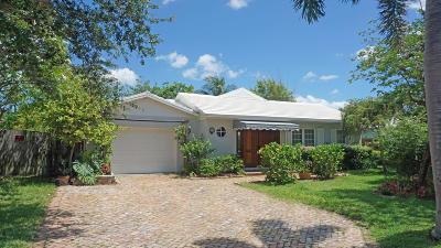 Palm Beach Shores Single Family Home For Sale: 215 Linda Lane