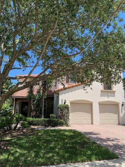 Palm Beach Gardens Rental For Rent: 1620 Nature Court