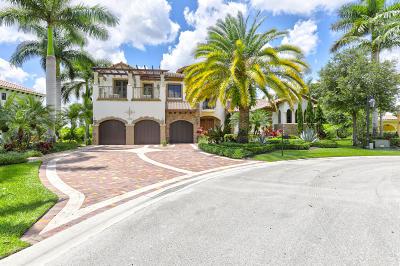 Parkland Single Family Home For Sale: 7261 Lemon Grass Drive