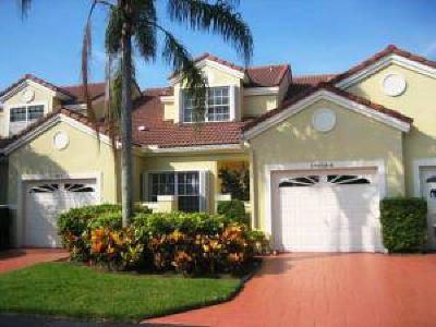 Coral Springs, Parkland, Coconut Creek, Deerfield Beach,  Boca Raton , Margate, Tamarac, Pompano Beach Rental For Rent: 17058 Boca Club Boulevard #7