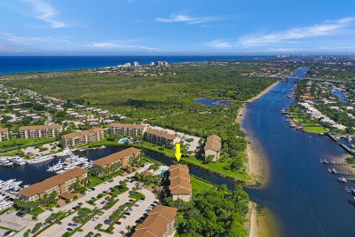 Jupiter Condo For Sale: 2201 Marina Isle Way #301