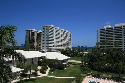 Coral Springs, Parkland, Coconut Creek, Deerfield Beach,  Boca Raton , Margate, Tamarac, Pompano Beach Rental For Rent: 1299 S Ocean Boulevard #F11