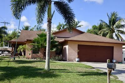 Delray Beach FL Single Family Home For Sale: $360,000