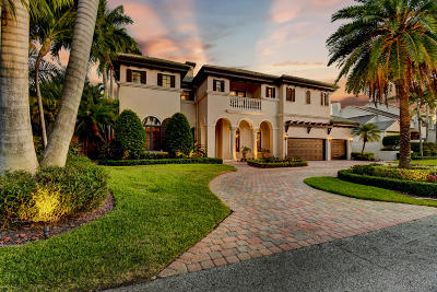 Delray Beach Single Family Home For Sale: 908 Iris Drive