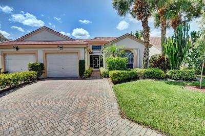 Delray Beach Single Family Home For Sale: 14508 Via Royale