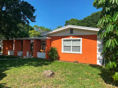 Fort Pierce Single Family Home For Sale: 1306 S 13th S Street