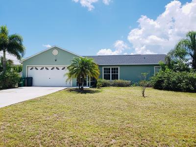 Single Family Home For Sale: 900 SW Dubois Avenue