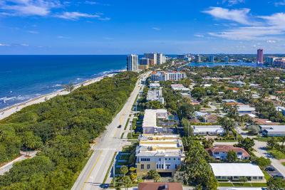 Boca Raton Townhouse For Sale: 425 Ocean Boulevard #1