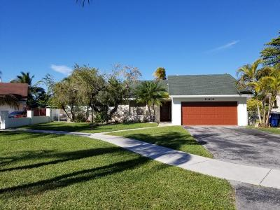 Miami-Dade County Single Family Home For Sale: 11914 SW 130th Court