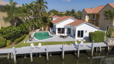Delray Beach Single Family Home For Sale: 3599 Admirals Way