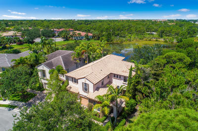 Palm Beach Gardens Single Family Home For Sale: 2111 Spring Court