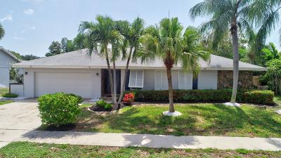 Boynton Beach Single Family Home For Sale: 2512 SW 5th Street