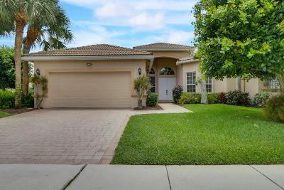 Delray Beach Single Family Home For Sale: 7318 Viale Angelo