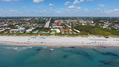 Delhaven Condo Rental For Rent: 1700 S Ocean Boulevard #0170
