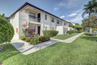 Boca Raton FL Condo For Sale: $159,000