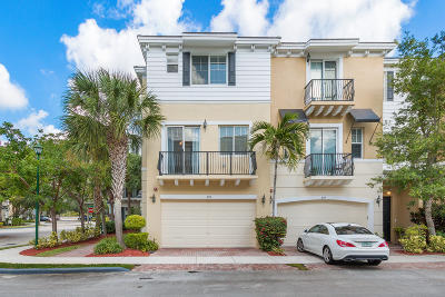 Boca Raton FL Townhouse For Sale: $349,900