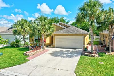 Martin County Single Family Home For Sale: 2598 SW Impala Way