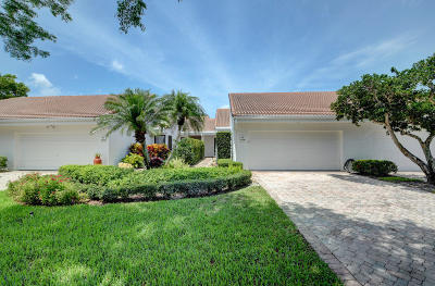 Boca Raton Single Family Home For Sale: 19480 Sawgrass Drive #1703