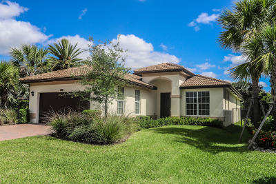 Lake Worth Single Family Home For Sale: 5045 Manchia Drive