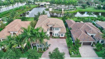 Delray Beach FL Single Family Home For Sale: $1,199,000