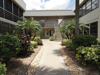 Delray Beach Condo For Sale: 182 Capri D